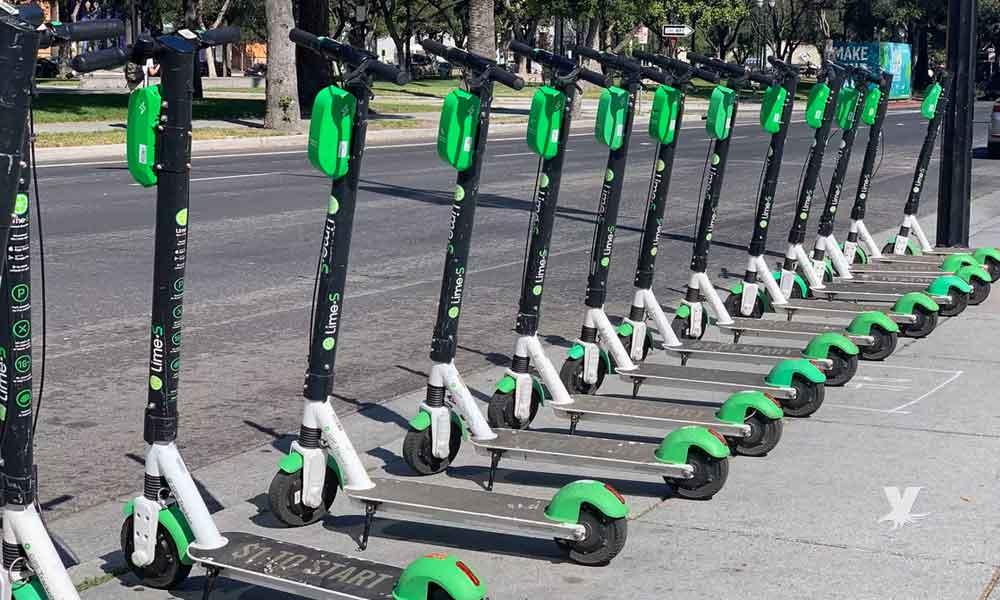 Anuncia Lime Scooter salida de San Diego