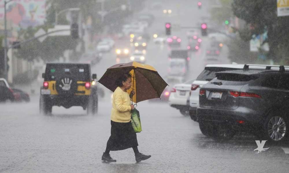 San Diego espera tormenta y lluvia, además de caída de nieve