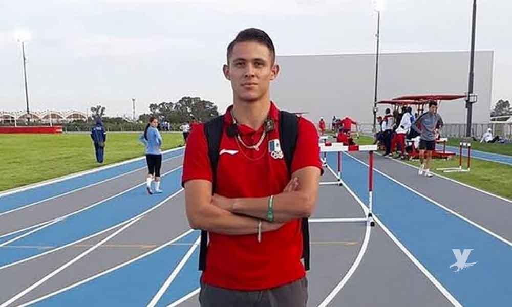 Ejecutan en una plaza comercial al atleta mexicano Martín Loera