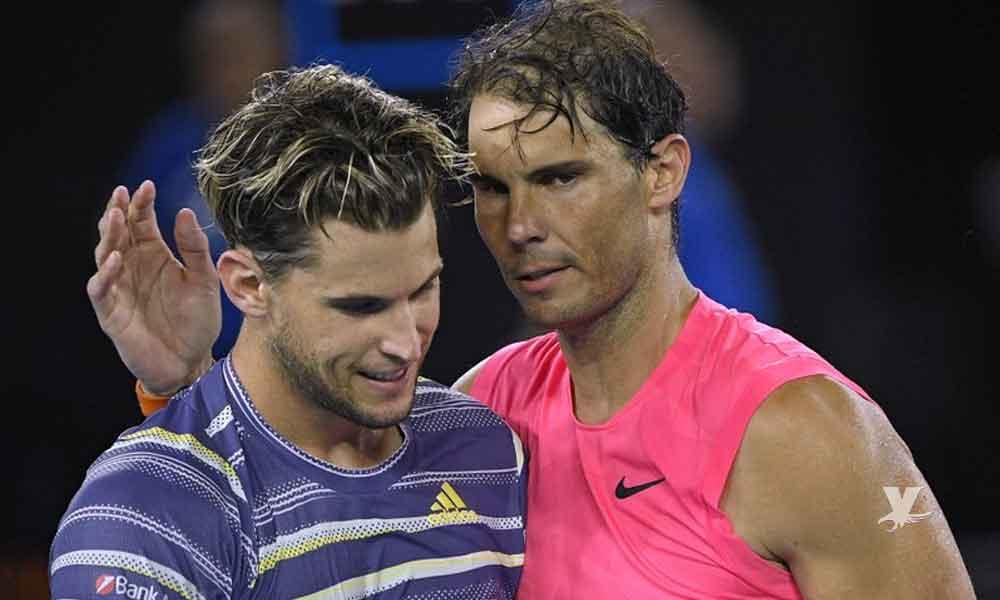 Rafael Nadal es eliminado del Australian Open por Dominic Thiem