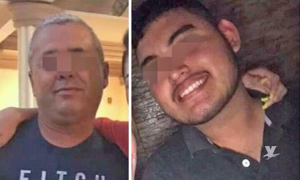Encuentran muertos a padre e hijo reportados como desaparecidos