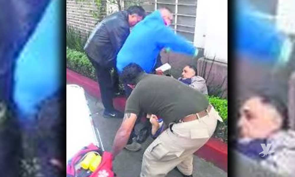 Cura es baleado por asaltante para despojarlo de 50 mil pesos