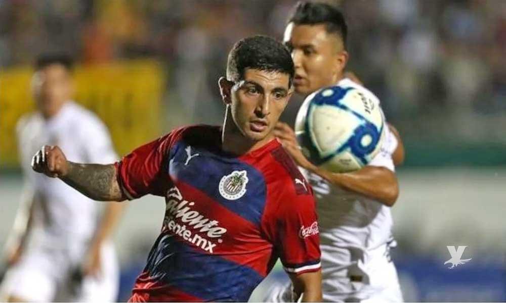 Chivas anuncia que anulará la compra del 'Pocho' Guzmán tras el problema de dopaje