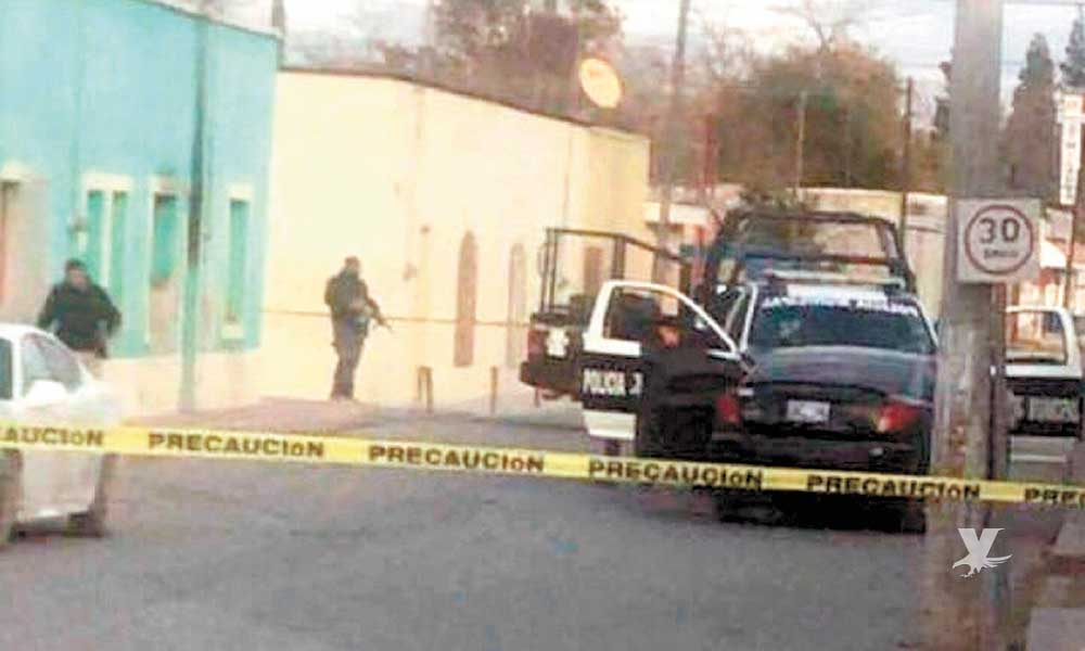 "Policías disparan por ""error"" a familia matando a una niña de 2 años"