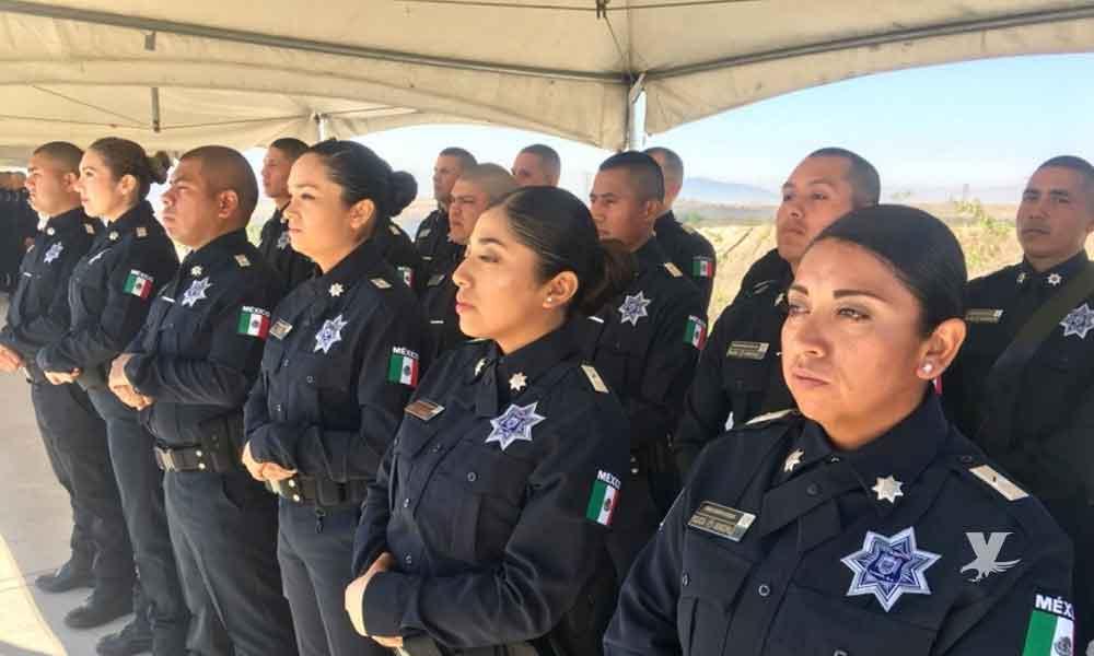 Baja California el estado con menos policías según informe de gobierno