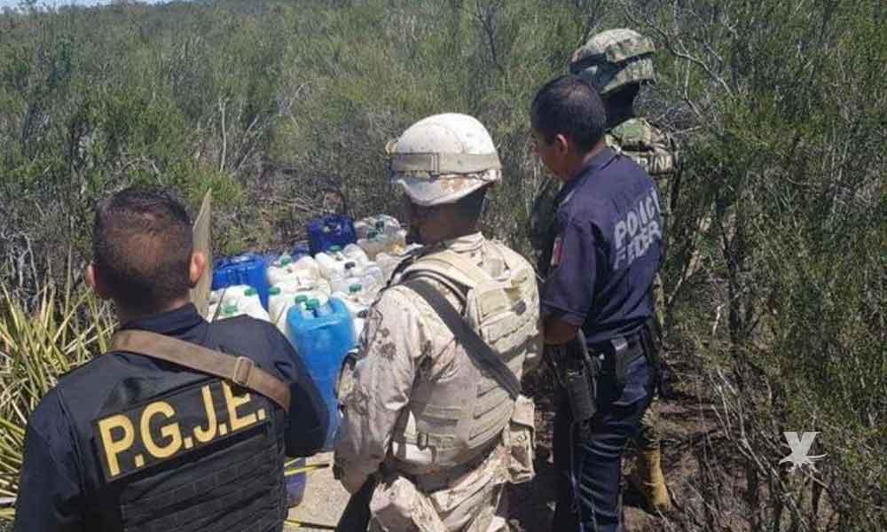 Militares encuentran en Tecate toma clandestina en ducto de Pemex