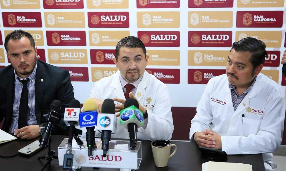 Ante Coronavirus, Baja California está preparada