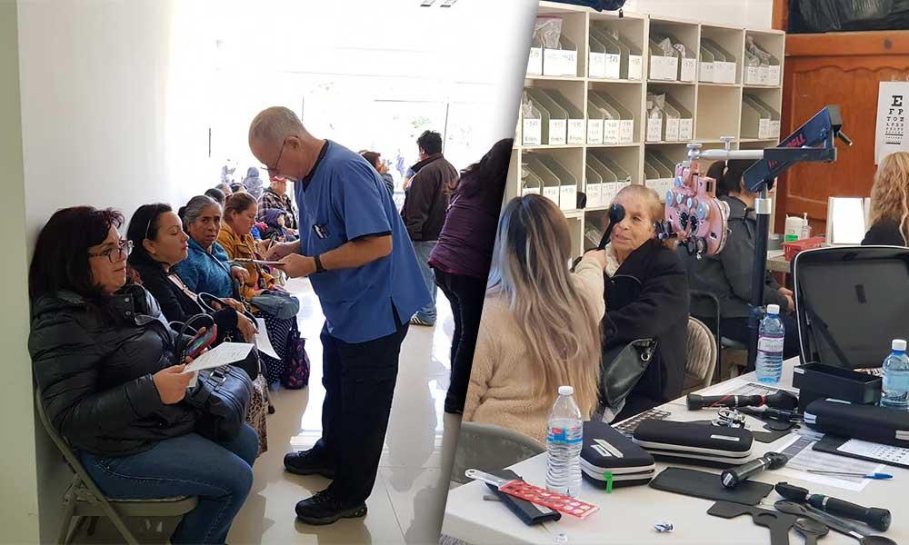 Jornada de Samaritanos beneficia a 80 tecatenses