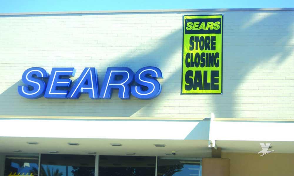 Sears anuncia cierre de tiendas para febrero en Chula Vista