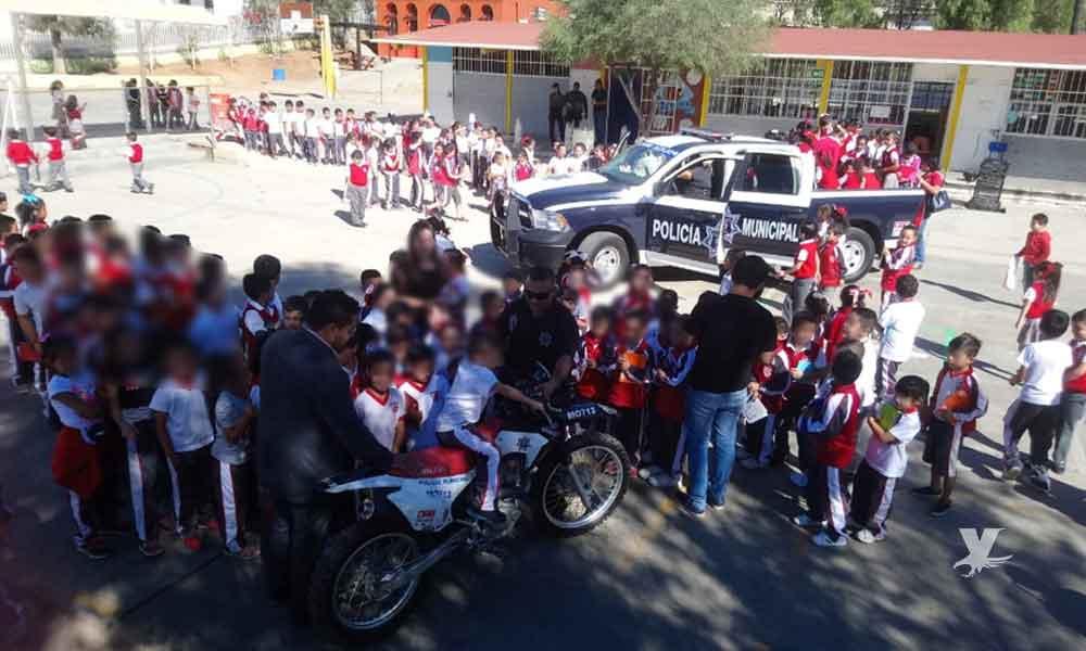 Intentan secuestrar a niño de sexto año en la escuela Padre Kino de Tecate