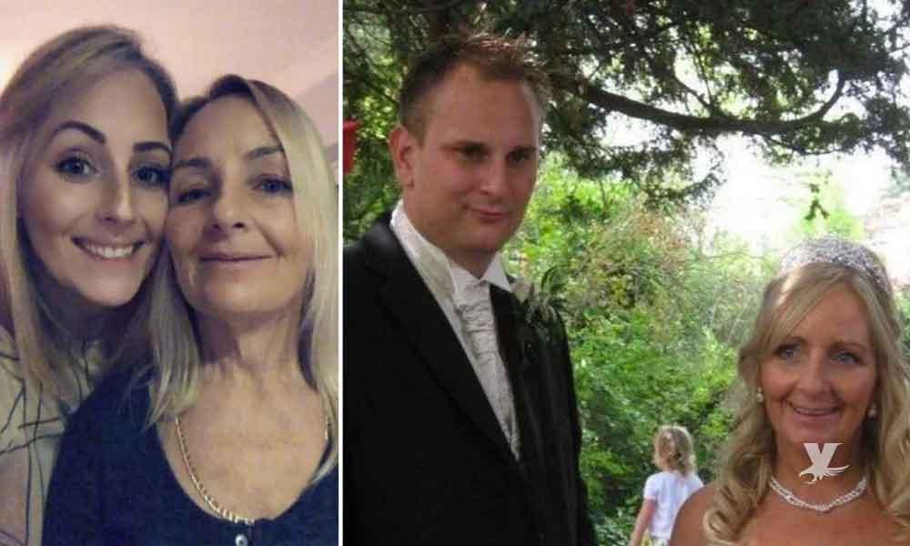 Madre paga boda de su hija y a los meses se escapa con el yerno