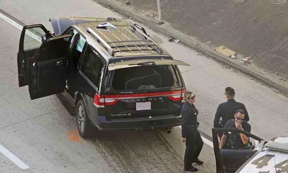 Hombre robó carroza fúnebre con todo y cadáver