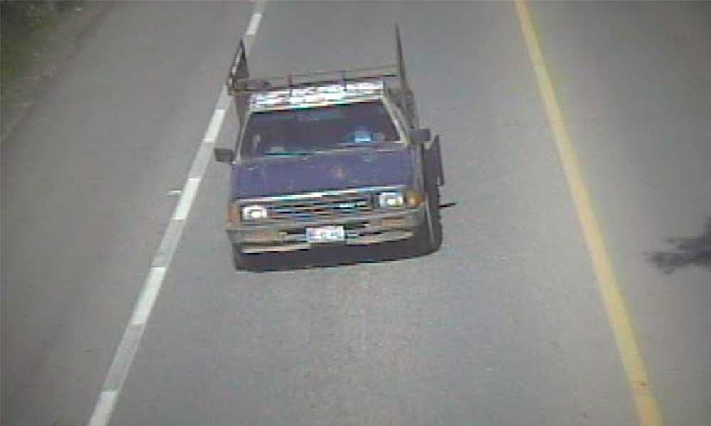 Detecta arco lector de placas vehículo robado