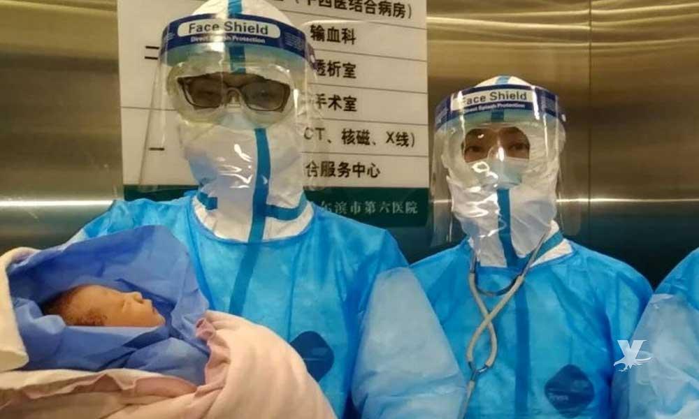 Nace primer bebé infectado con 'Coronavirus' en China