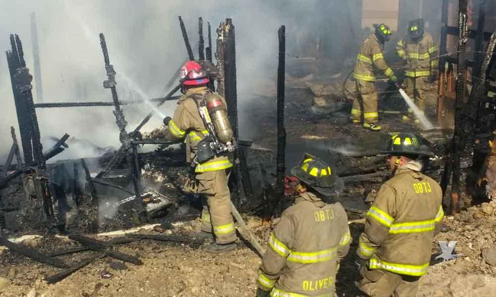 Congreso de Baja California declara que la labor de los bomberos no es prioritaria