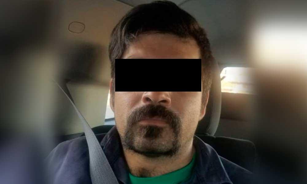 Detienen a homicida que estranguló a su víctima con una correa en Mexicali