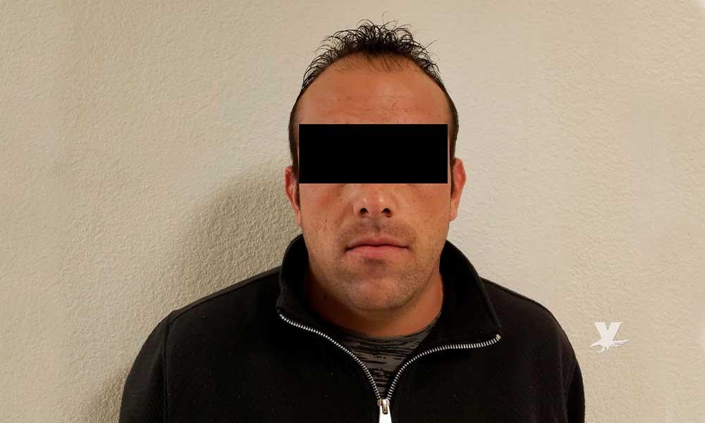 Capturado por violencia familiar y robo en Tecate