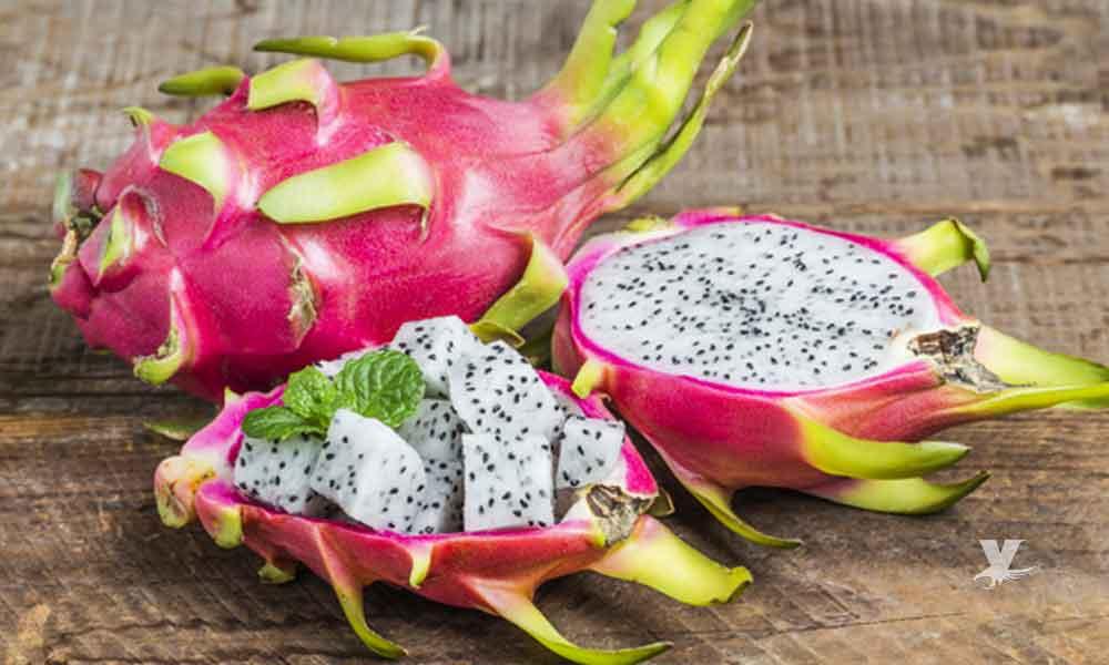 Comer pitahaya o fruta del dragón ayuda a prevenir el envejecimiento prematuro