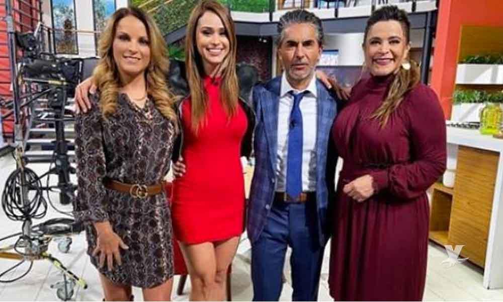 Confirma Raúl Araiza que sostiene una relación amorosa con una compañera del programa 'Hoy'