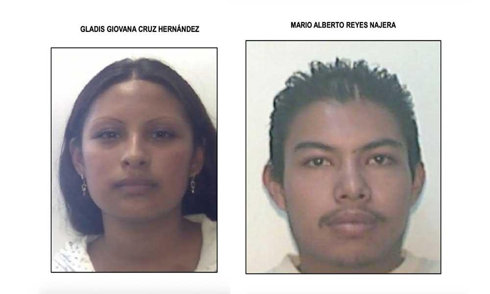 Presuntos secuestradores y asesinos de Fátima son identificados