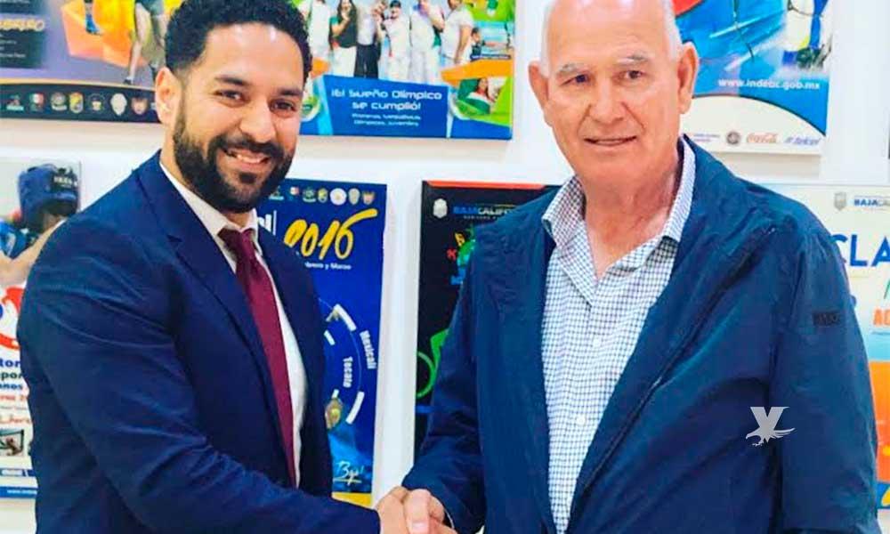Gestionan recursos para el deporte en Tecate