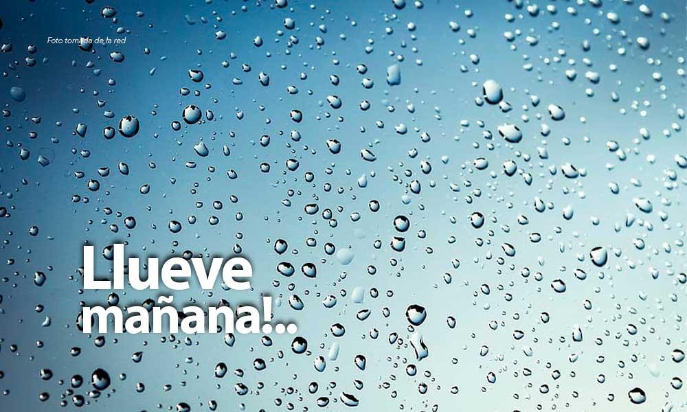 Continúa probabilidad de lluvia para este domingo en la región