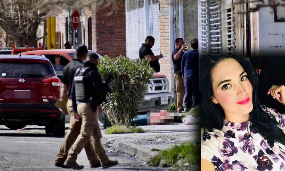 "Asesinan a Aracely, locutora de radio ""La Poderosa"""