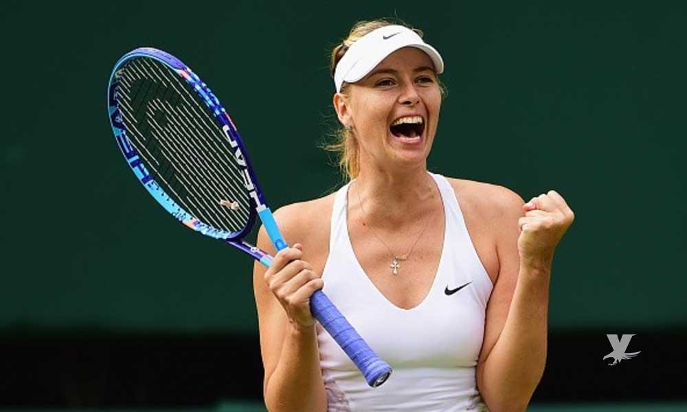 María Sharapova anuncia su retiro del tenis profesional