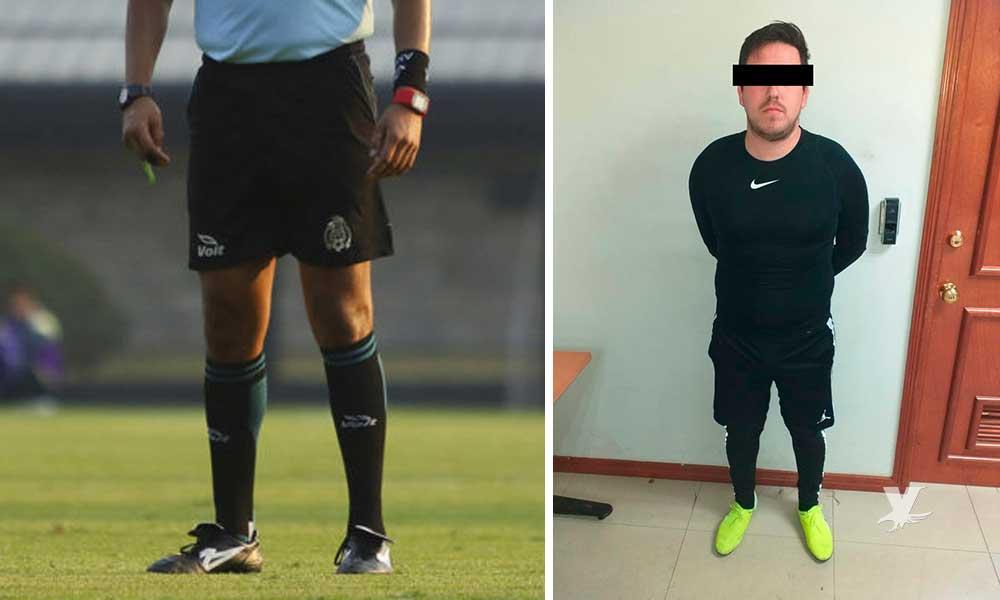 Muere árbitro del sector amateur al ser agredido por un jugador