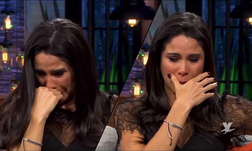(VIDEO) Paola Rojas habla por primera vez de como le afectó el video de Zague