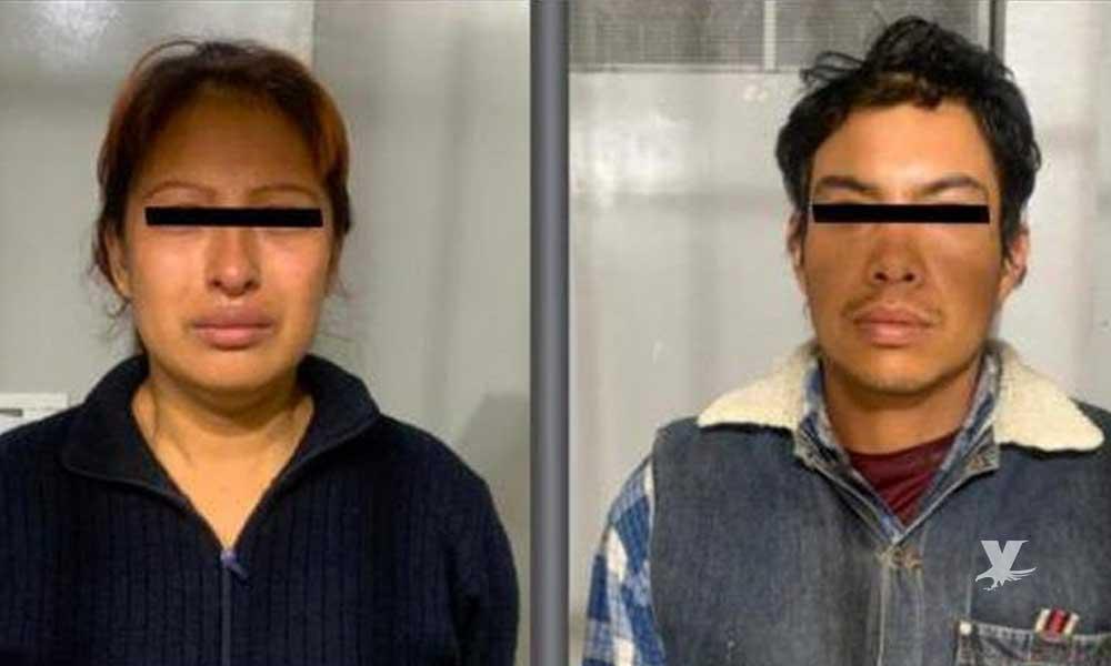 Detienen a la pareja probable responsable del asesinato de Fátima