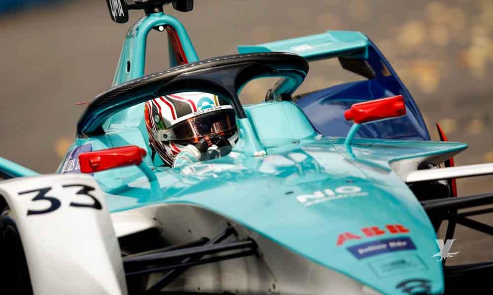 En cuarentena por 'Coronavirus' Piloto de Fórmula E que se encuentra en México para la carrera