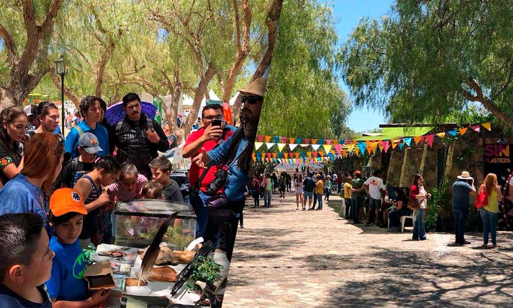 """Impulsan CESPTE y Rancho """"La Puerta"""" el aprovechamiento de agua residual en áreas verdes de Tecate"""