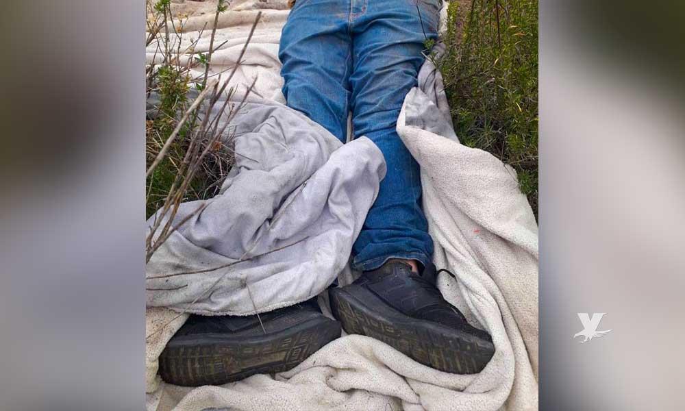 Localizan restos humanos en camino vecinal en Tecate