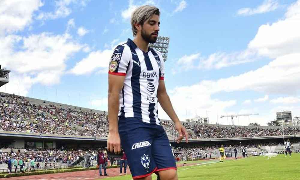 Oficial: Rodolfo Pizarro sale de Monterrey y firma con el Inter de Miami