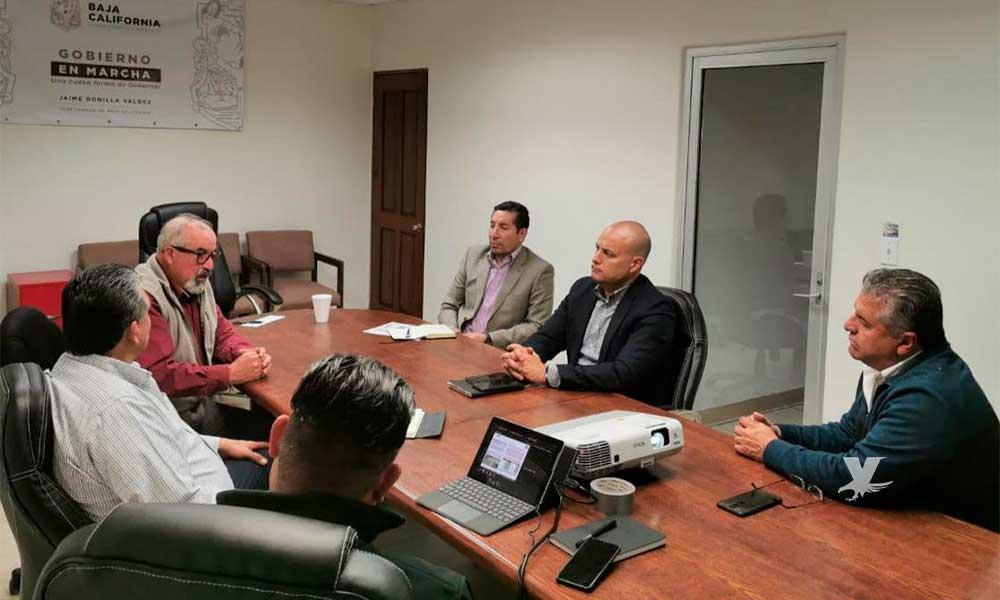 Coordinan estrategias de inteligencia, investigación y proximidad para combatir la delincuencia en Tecate