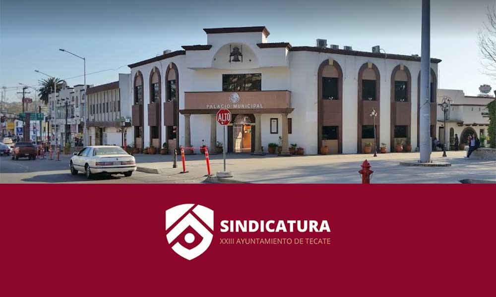 Condena Sindicatura Municipal muerte de colaborador en Tecate