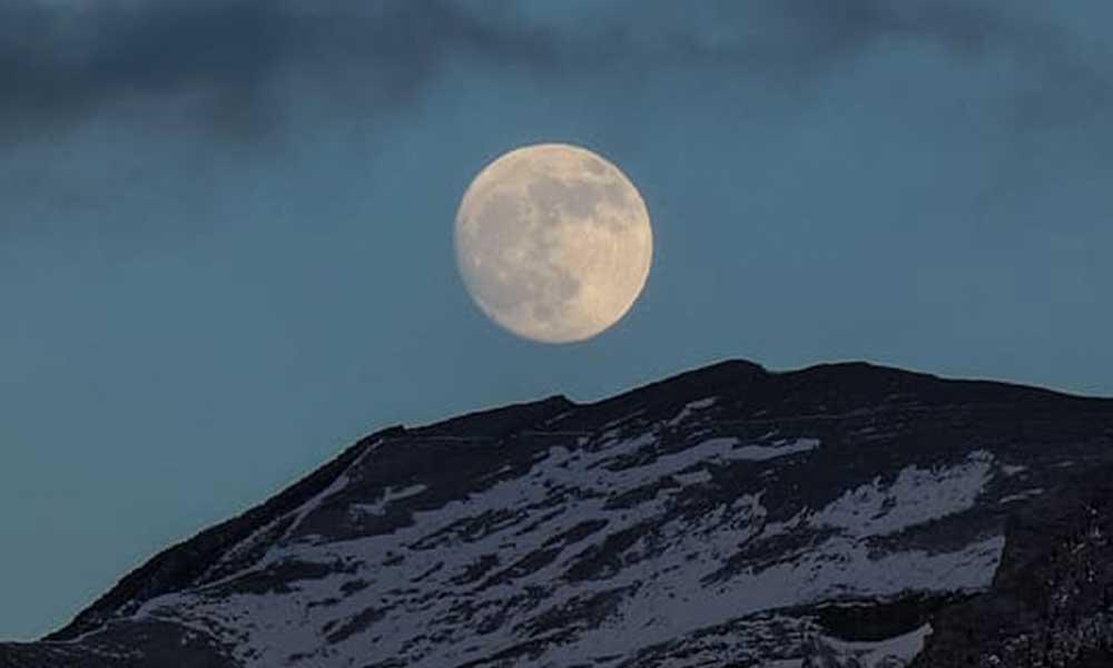 La primera súperluna de este 2020 llegará este fin de semana