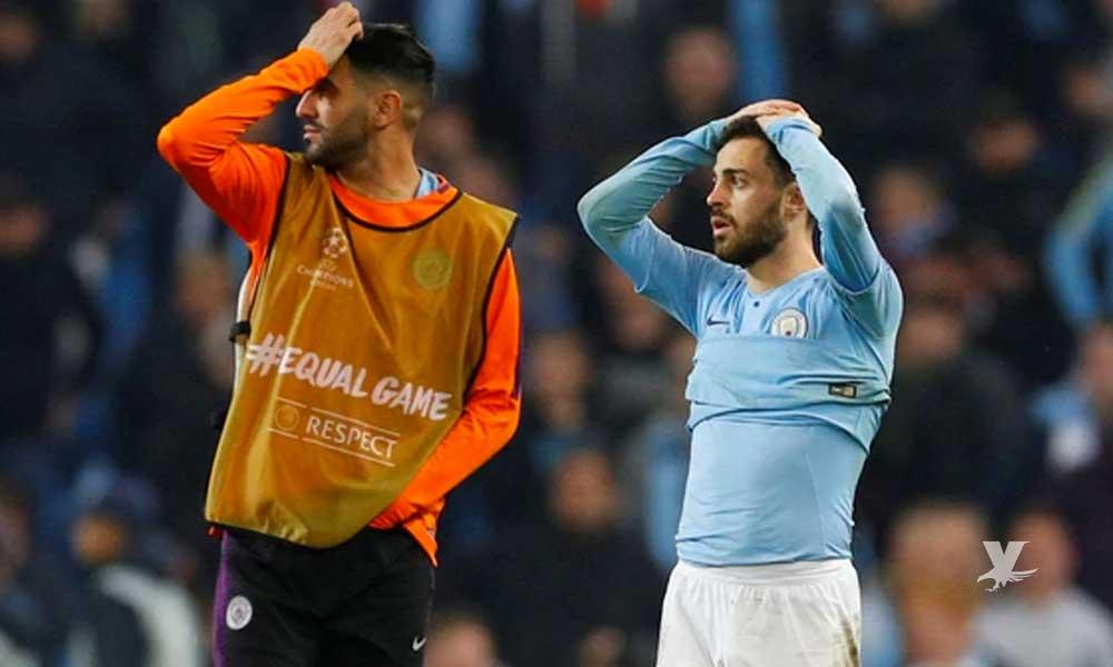 Manchester City es suspendido por la UEFA y se queda sin Champions por 2 años
