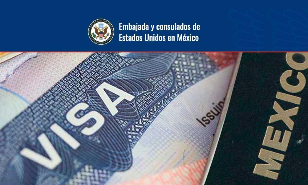 ¿Vas a solicitar tu visa? Estos son los pasos que debes seguir