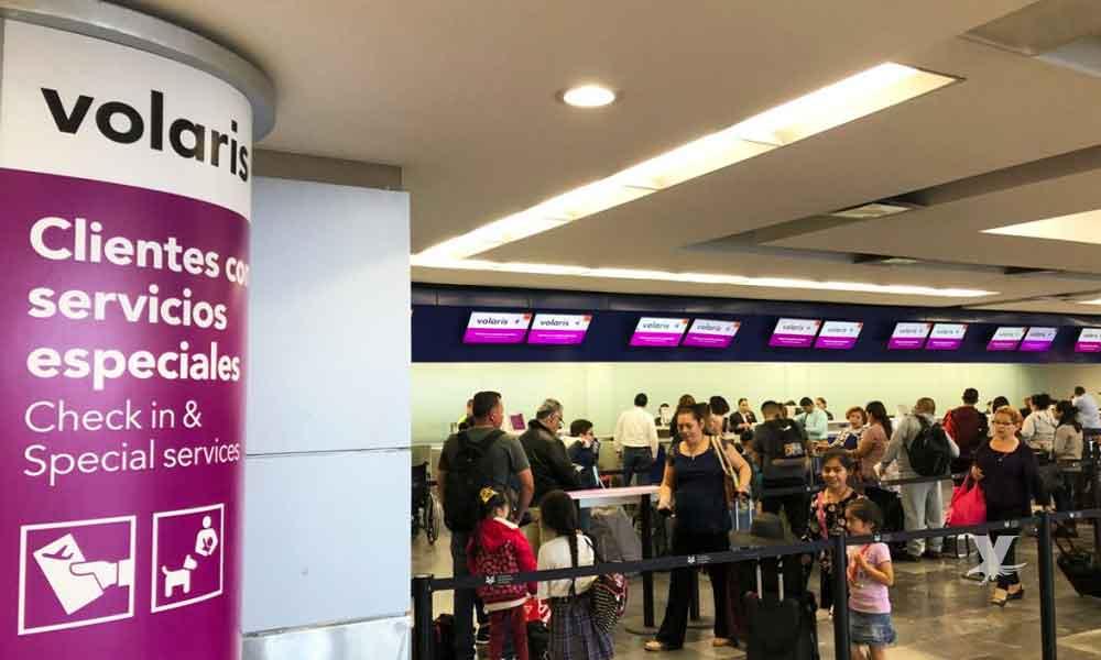 Volaris ya no permitirá llevar equipaje de mano en el boleto básico