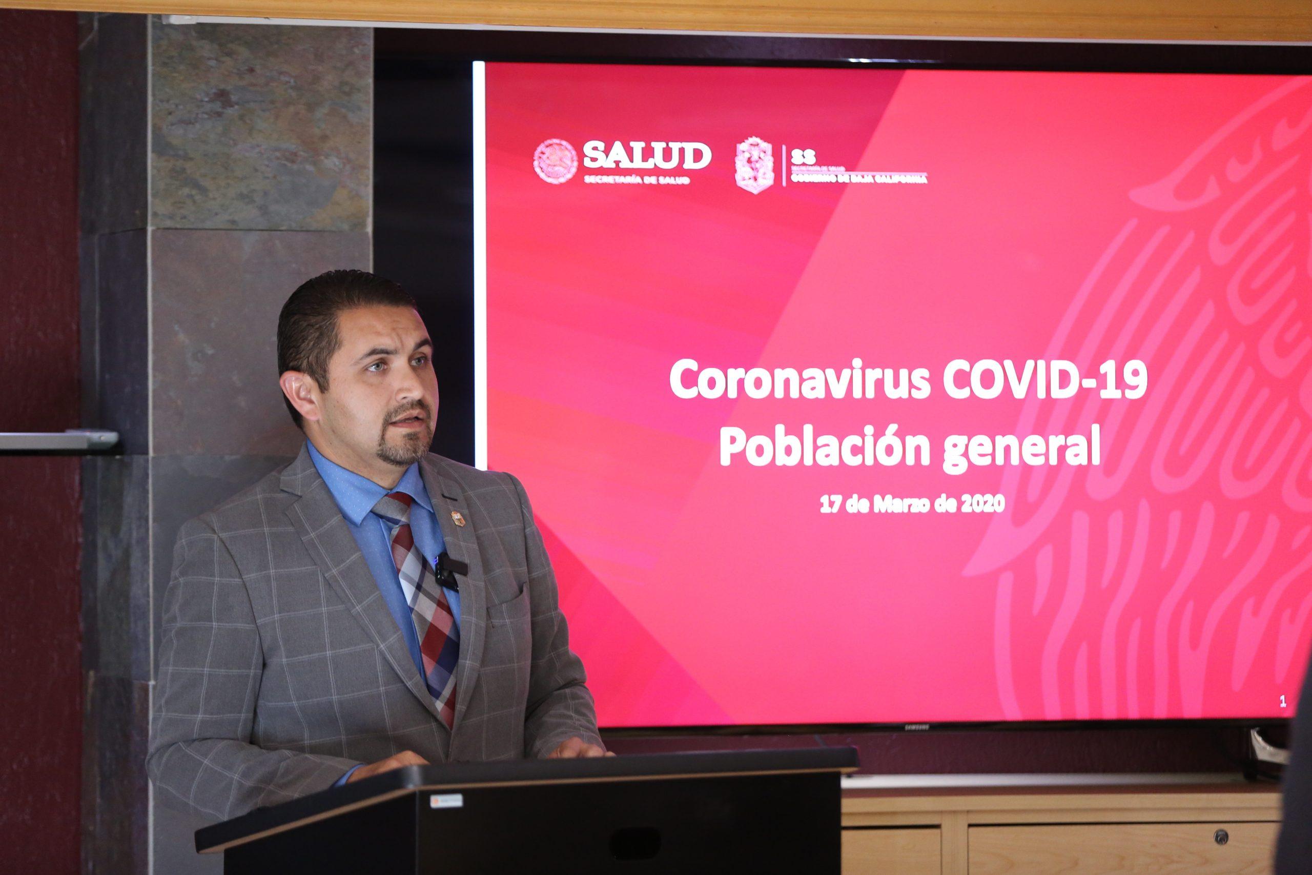 ¡Última hora! Confirman dos primeros casos de coronavirus en Baja California