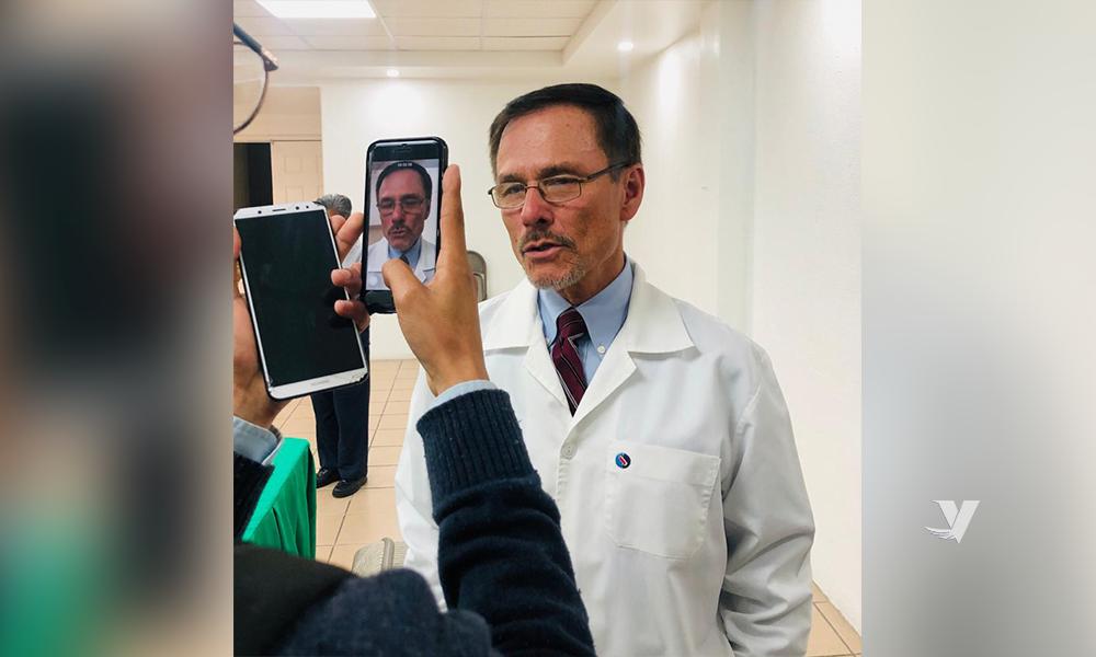 Colegio Médico de Tijuana respalda acciones de las autoridades de salud contra el Covid-19