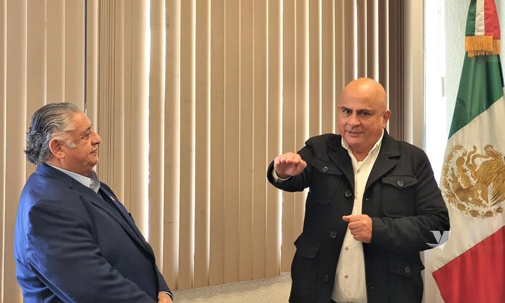 Toma protesta Amador Rodríguez Lozano a nuevo Director del Instituto de Movilidad Sustentable