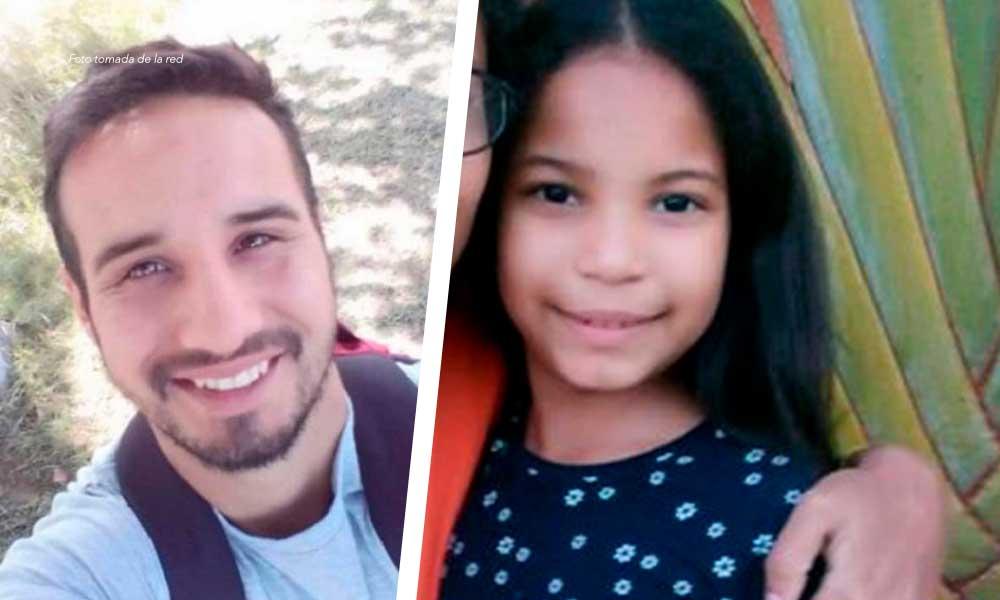 Asesina a su primita de 8 años, luego intenta quemar el cuerpo
