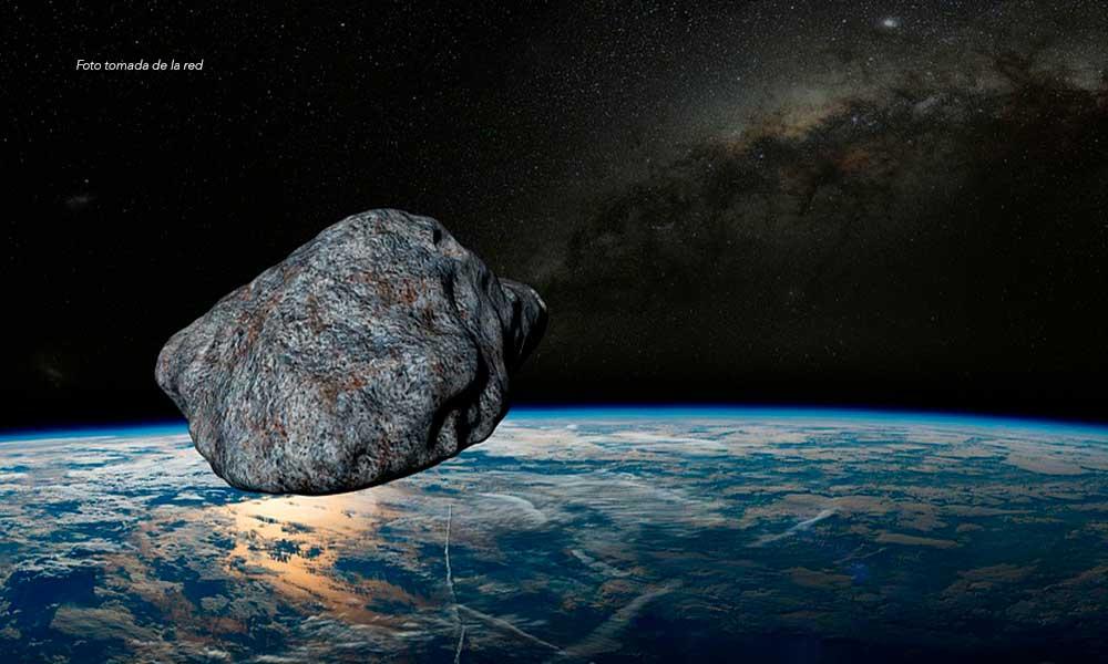 Un asteroide del tamaño del Everest pasará cerca de la tierra en abril