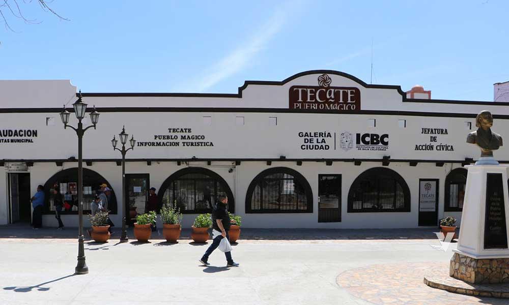 Invita Ayuntamiento de Tecate a quedarse en casa durante el periodo de Semana Santa