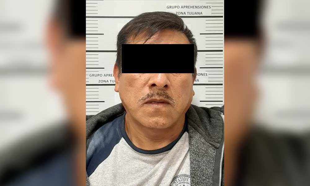 Lo capturan por abusar sexualmente de su sobrina menor de edad en Tijuana