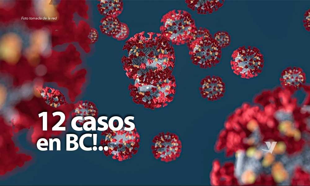 Casos sospechosos por coronavirus se reducen a 12 en Baja California