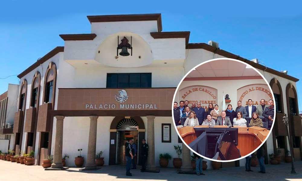 Conmemora Ayuntamiento aniversario de la instalación del primer Palacio Municipal en 1954 en Tecate